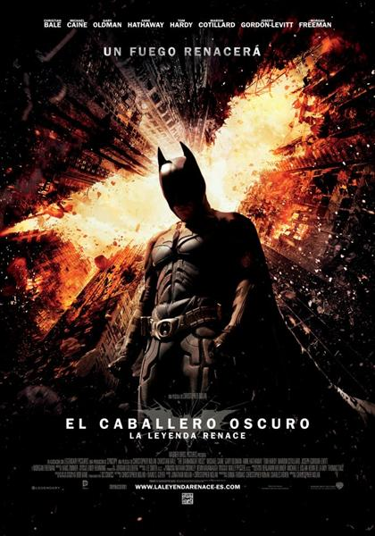 El Caballero Oscuro. La Leyenda Renace (The Dark Knight Rises)