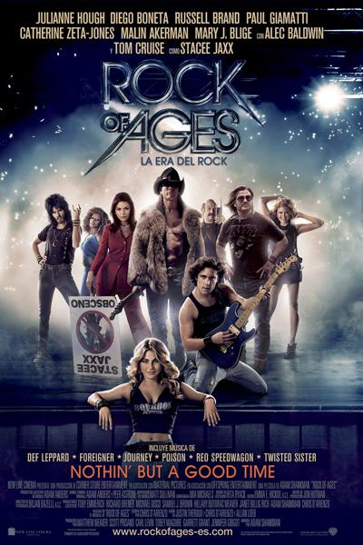 Rock Of Ages. La Era Del Rock