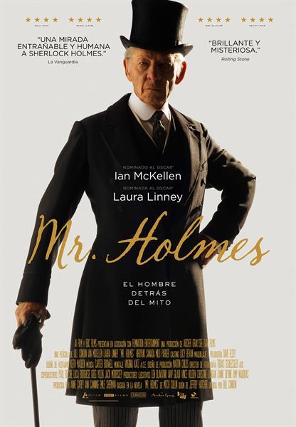 Мистер Холмс / Mr. Holmes (2015)
