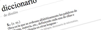 Diccionarios