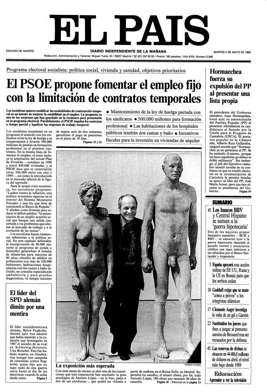 4 de Mayo de 1993