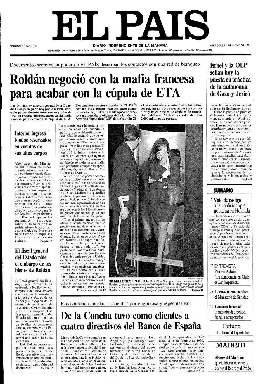 4 de Mayo de 1994