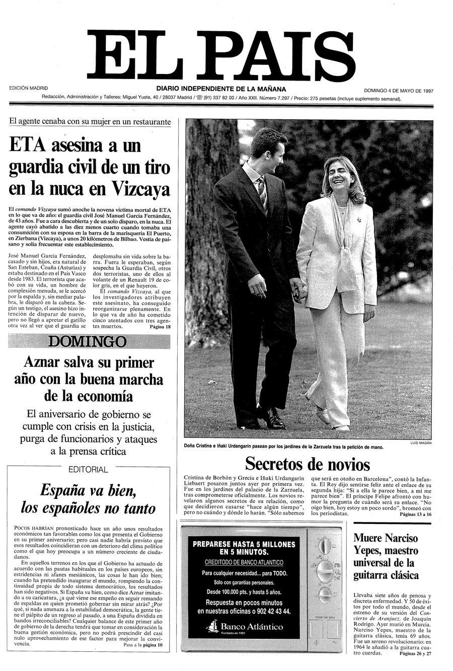4 de Mayo de 1997