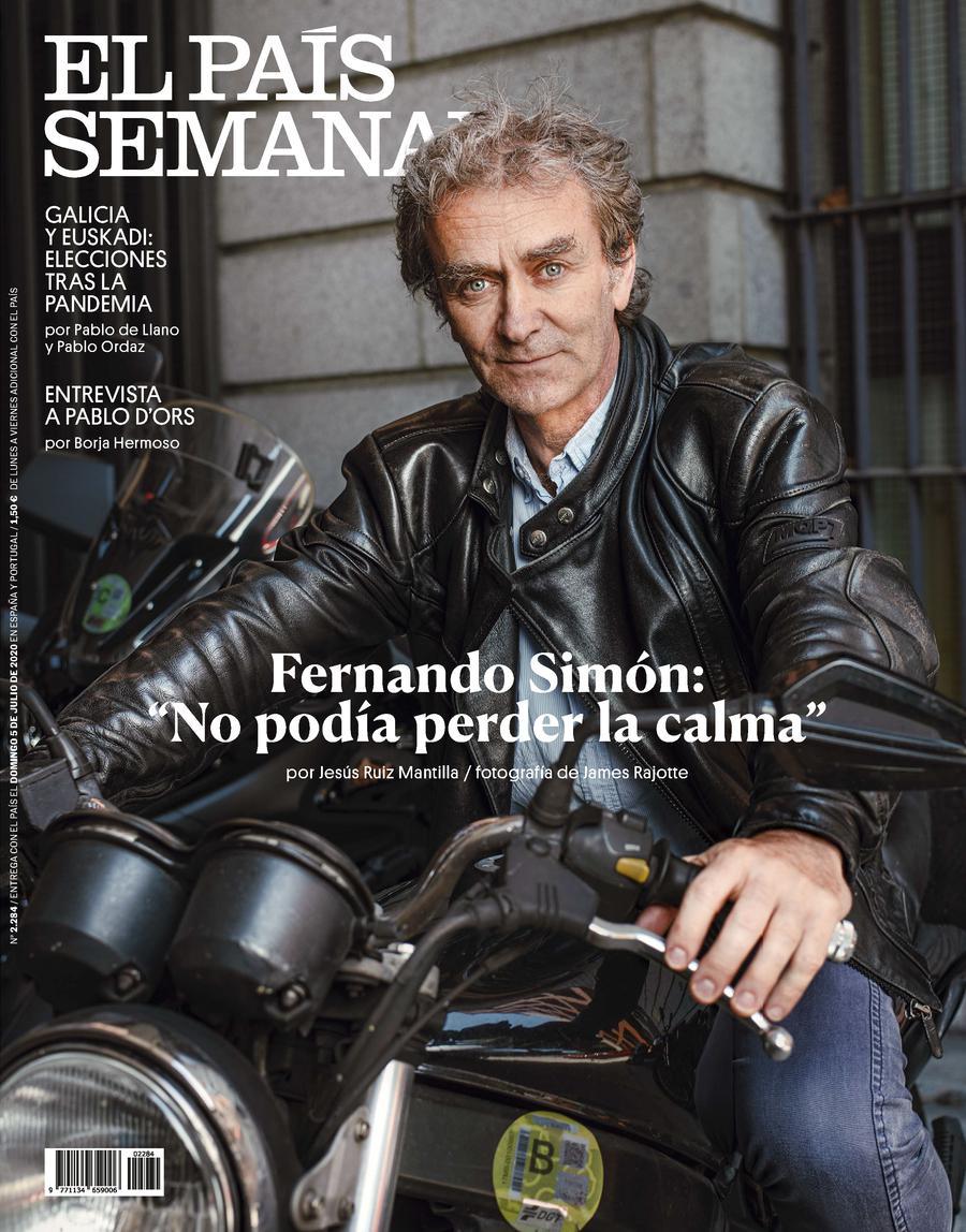 Portada de EL PAÍS Semanal del 05-07-2020