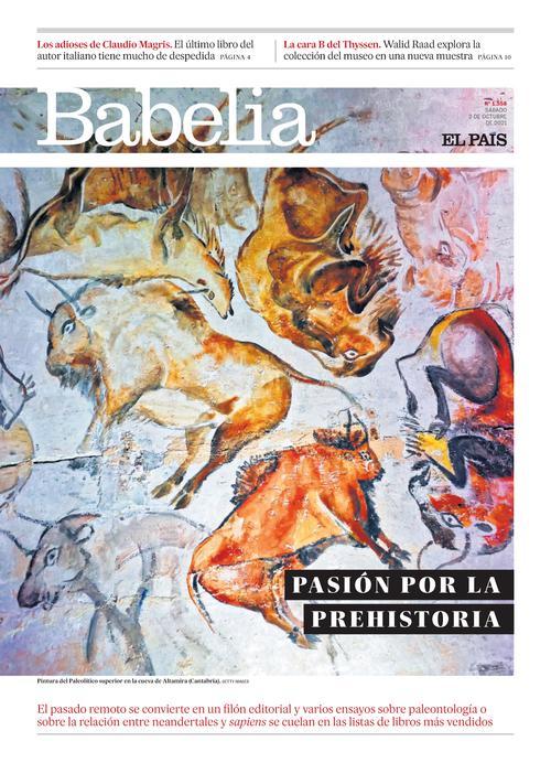 Babelia - Portada del 02 octubre 2021