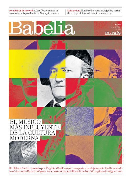 Babelia - Portada del 09 octubre 2021